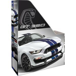 Iratpapucs A4 Ford Mustang GT 350 - kék autós 19' Lizzy kollekció