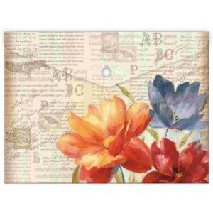 Irattasak A4 patentos Argus Jardins de Paris 1650-0277