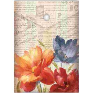 Irattasak A/6 patentos Argus Jardins de Paris Argus 1644-0277 A6 patentos PVC tasak