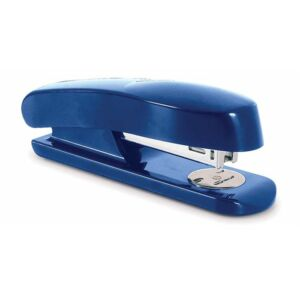 Tűzőgép 24/6 Rapesco Puffa HalfStrip 20lap műanyag kék Irodai kisgépek RAPESCO R60260L1