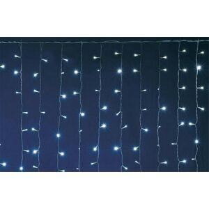 Égősor fényFüggöny 20' LED-es 2x3 m/600 LED, sorolható, hidegfe