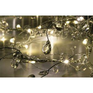Égősor fényfűzér 20' Micro LED-es gyöngy