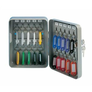 Kulcsszekrény Donau 20 kulcsos 200x160x80