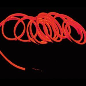 Égősor Led világítás 5m neon piros, 600 led