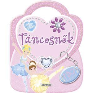 Little Princess foglalkoztató matricás füzet - Táncosnők Napraforgó könyvek
