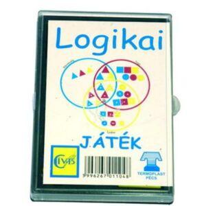 Logikai játék készlet Oktatási segédeszköz Iskolaszer