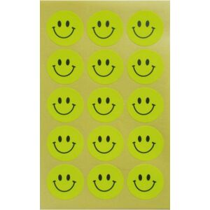 Matrica Smile 25mm 15db/ív