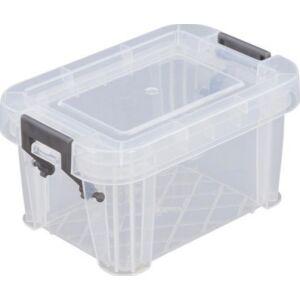 Műanyag tároLódoboz Allstore átlátszó, 0, 2 liter