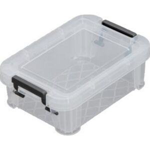 Műanyag tároLódoboz Allstore átlátszó, 0,3 liter