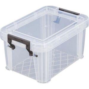 Műanyag tároLódoboz Allstore átlátszó, 0,5 liter