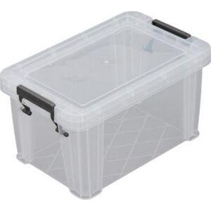 Műanyag tároLódoboz Allstore átlátszó, 1, 7 liter