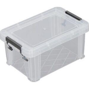 Műanyag tároLódoboz Allstore átlátszó, 1 liter
