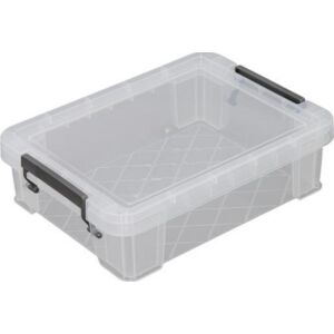 Műanyag tároLódoboz Allstore átlátszó, 2, 3 liter