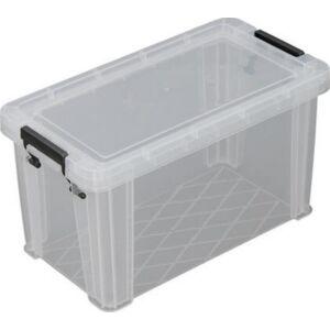 Műanyag tároLódoboz Allstore átlátszó, 2, 6 liter