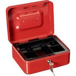 PénzKazetta Pax Pénzkazetta ECO 30 cm / piros 30 x 24 x 9 cm