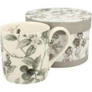 Porcelán bögre dobozban 350ml Aida