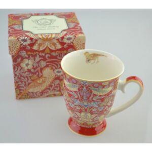 Porcelán bögre William Morris 300ml-es porcelán bögre finom porcelán