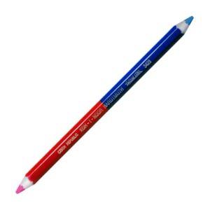 Postairon vastag Koh-I-Noor 3423 piros-kék vastag hatszögletű