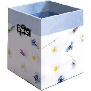 Asztali írószertartó virágos Geo Flora Daisy karton 17' ceruzatartó Lizzy kollekció