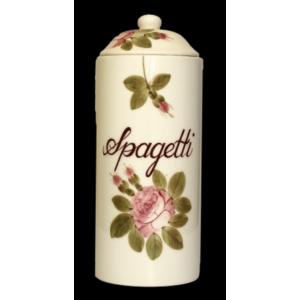 Kerámia Spagettitartó romantik kerámia