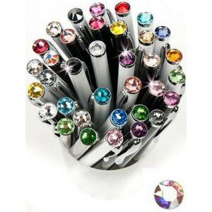 Swarovski toll E. fekete testű Opál Kristály Gravírozható Made With Swarovski Elements