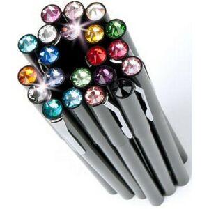 Swarovski toll M. fekete testű Mágneses Színjátszós Opál Kristály Graví Made With Swarovski Elements