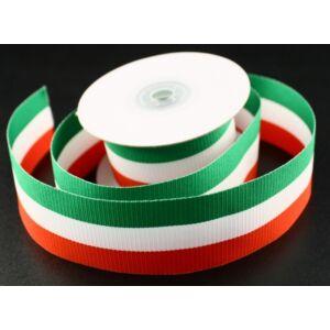 Szalag nemzeti színű 20mm