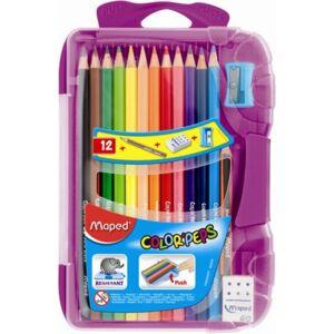 Színes ceruza 12 Maped Color'Peps Smart Box háromszögű 12színű Írószerek MAPED 832032