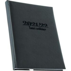 Tanári zsebkönyv 2021/22 145x205mm, 160 oldal, fekete színű Realsystem 2021 kollekció! 5311-01