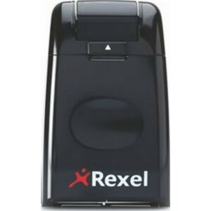 Titkosító roller Rexel fekete