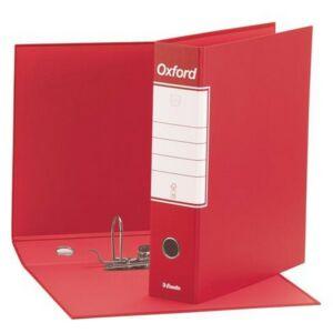 Tokos iratrendező A4 Esselte 80mm, karton, piros