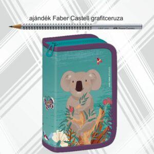 Tolltartó töltött Ars Una Kirra Koala 21' prémium minőségű töltött tolltartó