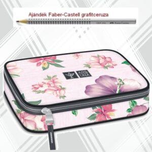 Tolltartó Ars Una többszintes Többszintes Botanic Mallow 20' prémium minőségű tolltartó