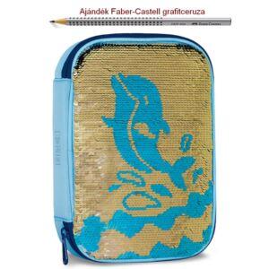 Tolltartó Ars Una többszintes DELFIN 19 prémium minőségű tolltartó