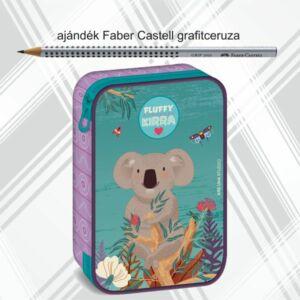 Tolltartó Ars Una többszintes Kirra koala 21' prémium minőségű tolltartó