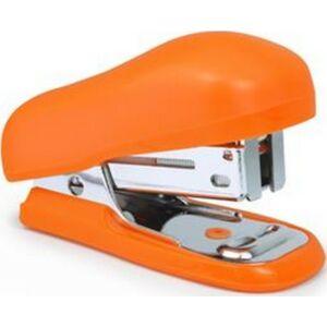 Tűzőgép 24/6 Rapesco Bug Mini 12lap műanyag narancs Irodai kisgépek RAPESCO 1410