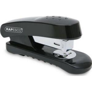 Tűzőgép 24/6 Rapesco Snapper HalfStrip 30lapig fekete Irodai kisgépek RAPESCO R53800B1