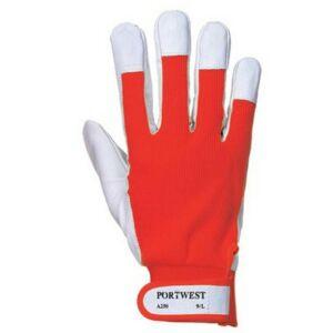 Védőkesztyű Tergsus XL piros