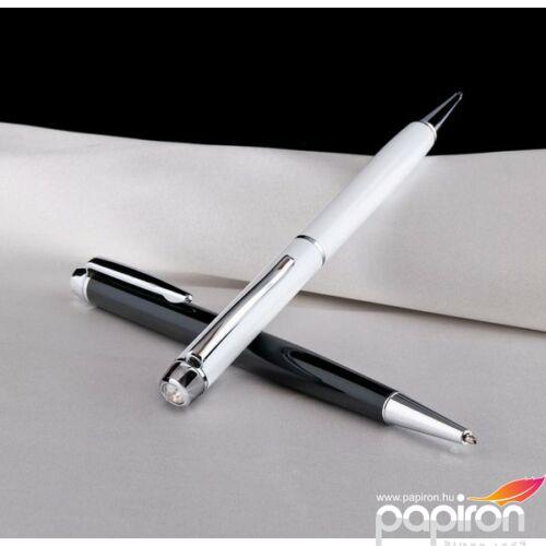Swarovski toll fekete 20 Lily Pen Fehér Kristály Made With Swarovski Elements