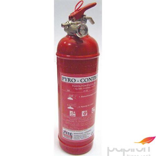 Tűzoltó készülék ABC porral oltó 1 kg