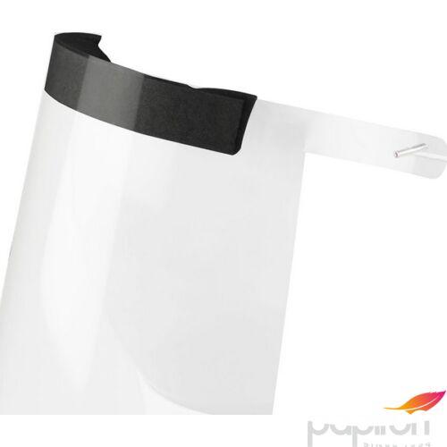Arcvédő pajzs 220x310mm Comfort Plus PVC 200mic