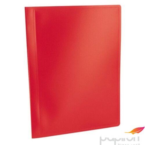 Bemutatómappa A4 10zseb piros Viquel Standard Iratrendezés VIQUEL 502001-04