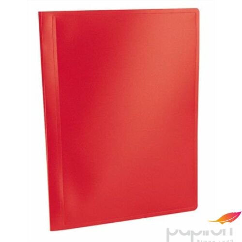 Bemutatómappa A4 20zseb piros Viquel Standard Iratrendezés VIQUEL 504001-04