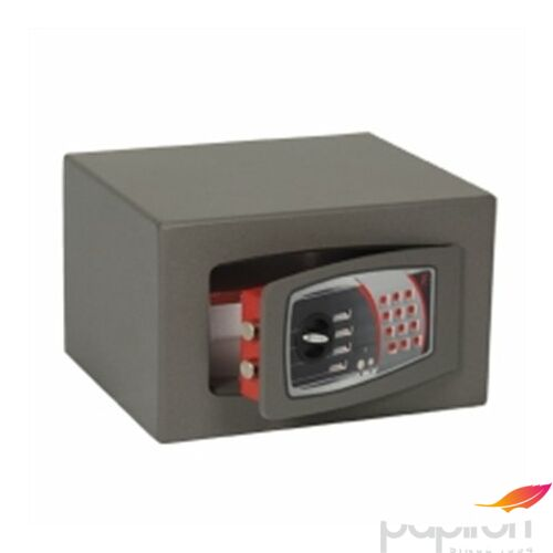 Bútorszéf elektronikus zár 19L 220x350x300mm SMTO 3
