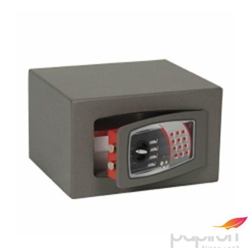 Bútorszéf elektronikus zár 31L 280x400x350mm SMTO 4