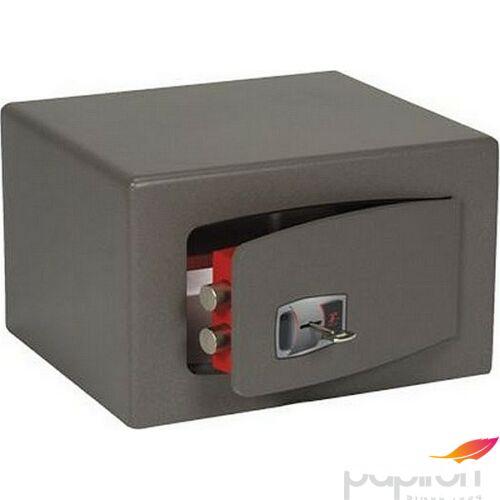 Bútorszéf TECHNOMAX SMKO 3 kulcsos zár 9 l 220x280x200 mm