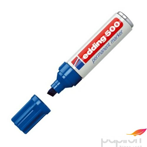 Edding 500 kék vágott pemament alkoholos marker 2-7mm alkoholos-marker 2-7mm