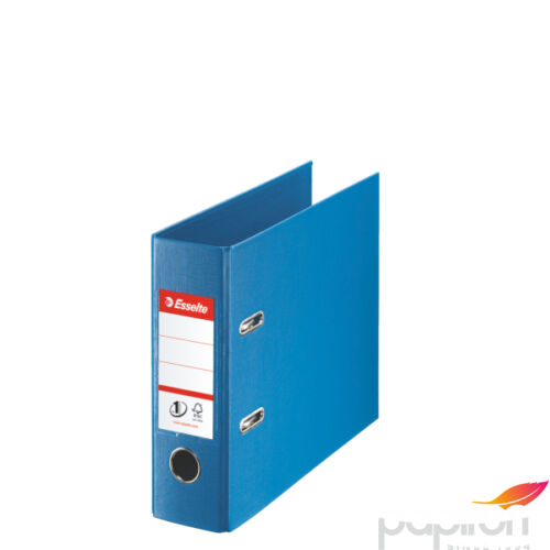 Iratrendező Esselte STANDARD VIVIDA BANKI 75mm élvédővel kék Esselte 10db rendelési egység ár 1db-ra