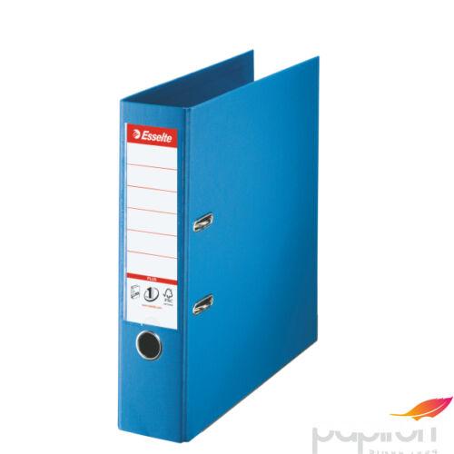 Iratrendező Esselte STANDARD PLUS VIVIDA A4 80mm élvédős kék Esselte 10db rendelési egység ár 1db-ra