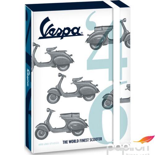 FüzetboxA5 gumis Vespa motor Vespa motoros motor (880) 18' Ars Una dosszié kollekció
